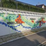 Fliesen-Mosaik Outdoor